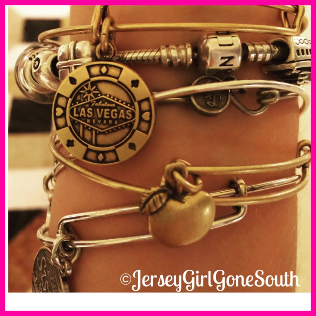 Alex and Ani bracelet in honor of the TpT conference