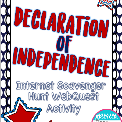 declaration of independence ISH cover