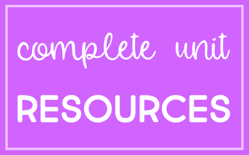 Complete Unit Resources